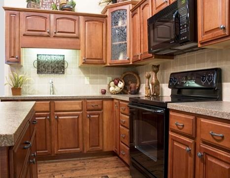 Elegant Marsh Kitchen Cabinets - Taste